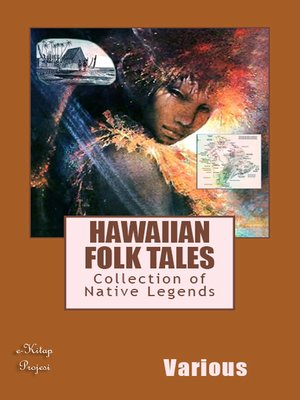 cover image of Hawaiian Folk Tales