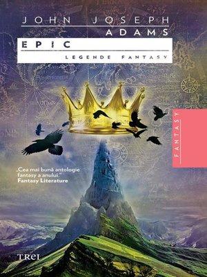 cover image of Epic. Legende fantasy