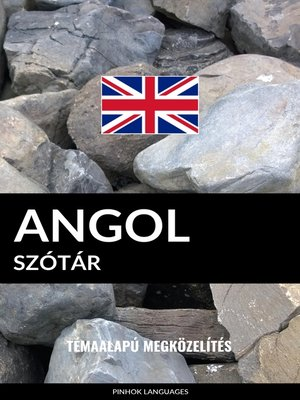 cover image of Angol szótár