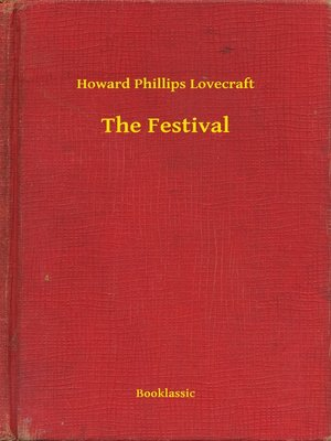 cover image of The Festival