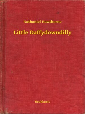 cover image of Little Daffydowndilly