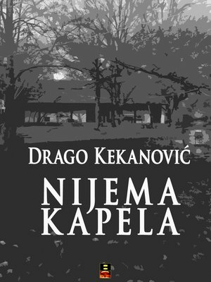 cover image of NIJEMA KAPELA