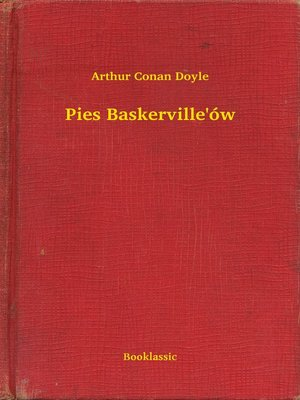 cover image of Pies Baskerville'ów