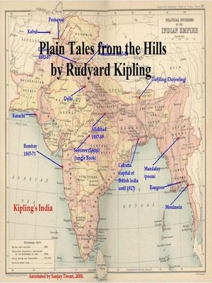 cover image of Plain Tales from the Hills