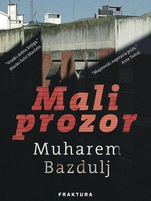 cover image of Mali prozor