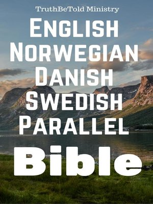 cover image of English Norwegian Danish Swedish Parallel Bible