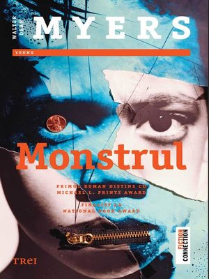 cover image of Monstrul