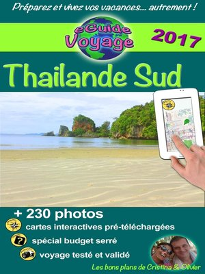 cover image of Thaïlande du Sud