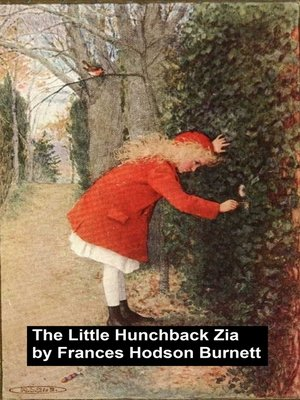 cover image of The Little Hunchback Zia, a short story