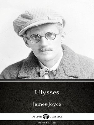 cover image of Ulysses by James Joyce