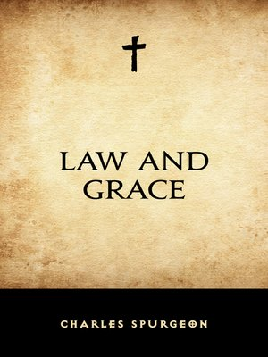cover image of Law and Grace