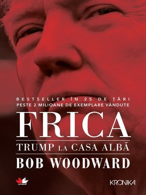 cover image of Frica. Trump