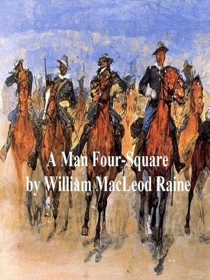 cover image of A Man Four-Square
