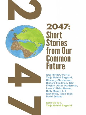 cover image of 2047 Short Stories from Our Common Future