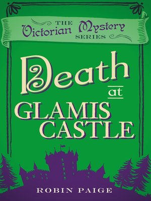 cover image of Death at Glamis Castle