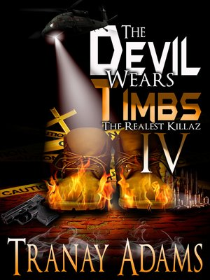 cover image of The Devil Wears Timbs 4