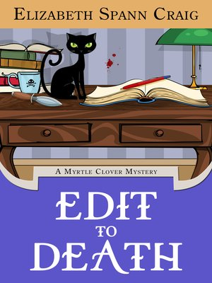 cover image of Edit to Death
