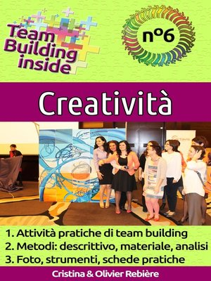 cover image of Team Building inside n°6 - Creatività