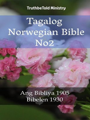 cover image of Tagalog Norwegian Bible No2