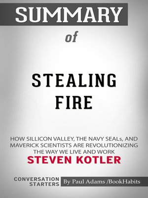 cover image of Summary of Stealing Fire