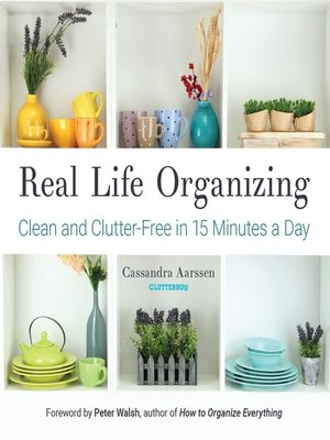 cover image of Real Life Organizing