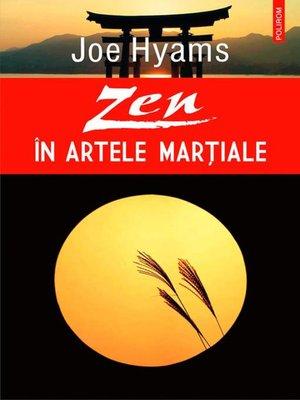 cover image of Zen în artele marțiale