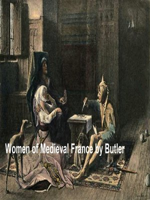 cover image of Women of Medieval France