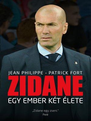 cover image of Zidane