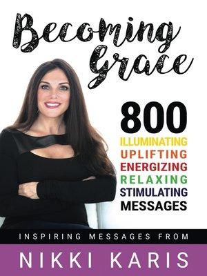 cover image of Becoming Grace