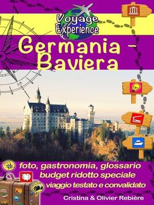 cover image of Germania--Baviera