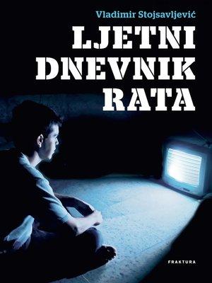 cover image of Ljetni dnevnik rata