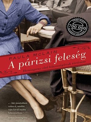 cover image of A párizsi feleség