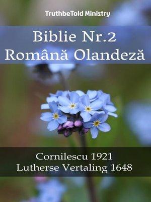 cover image of Biblie Nr.2 Română Olandeză