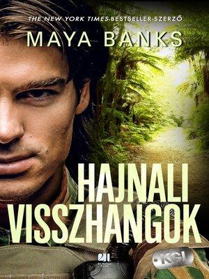 cover image of Hajnali visszhangok