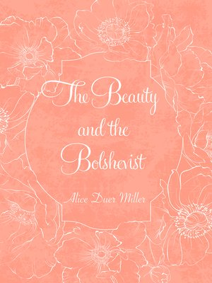 cover image of The Beauty and the Bolshevist
