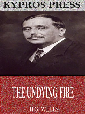 cover image of The Undying Fire