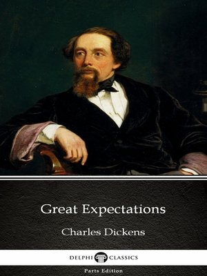 cover image of Great Expectations by Charles Dickens (Illustrated)