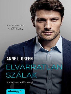 cover image of Elvarratlan szálak