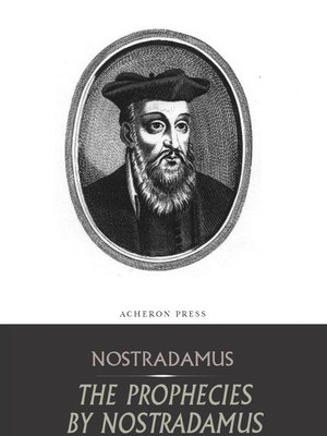 cover image of The Prophecies by Nostradamus