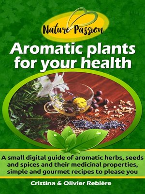 cover image of Aromatic plants for your health