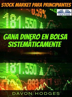 cover image of Stock Market Para Principiantes