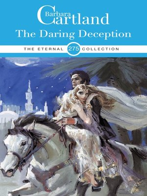 cover image of The Daring Deception