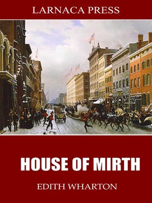 cover image of House of Mirth