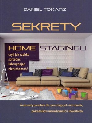 cover image of Sekrety home stagingu