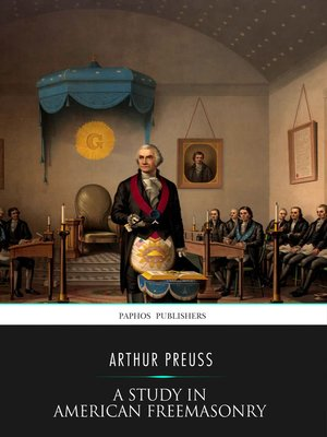 cover image of A Study in American Freemasonry