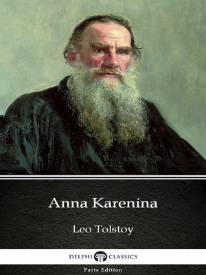 cover image of Anna Karenina by Leo Tolstoy