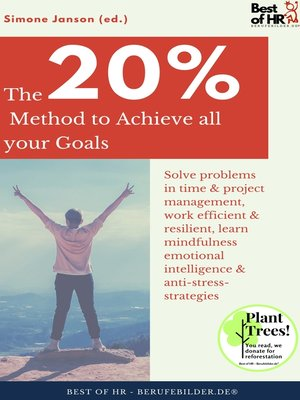 cover image of The 20% Method to Achieve all your Goals