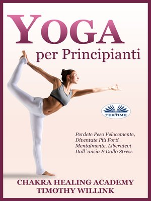 cover image of Yoga Per Principianti