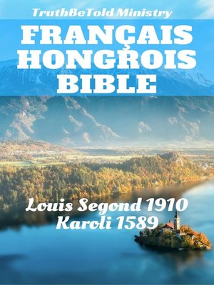 cover image of Bible Français Hongrois