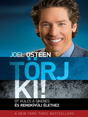 cover image of Törj ki!